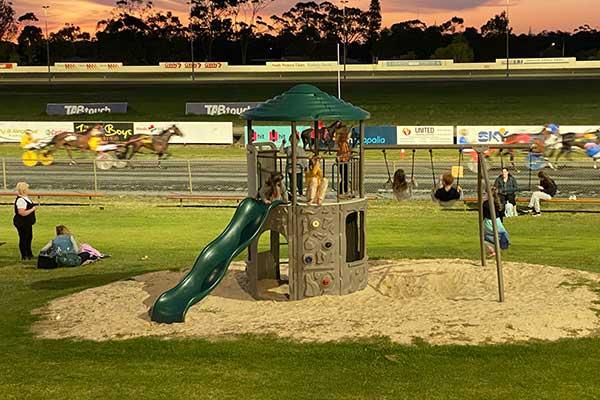 Bunbury Trotting Club Playground