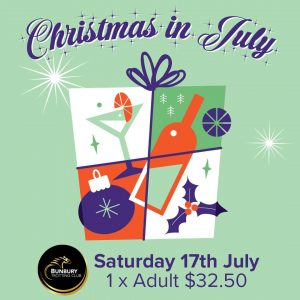 Christmas in July Adult Ticket