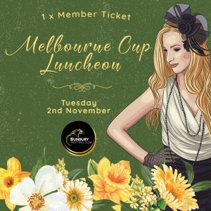 Melbourne Cup Luncheon Member